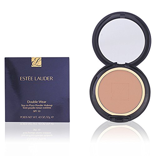 Estee Lauder Double Wear Stay-In-Place Powder Makeup SPF 10, No. 03 Outdoor Beige 4C1, 0.42 Ounce