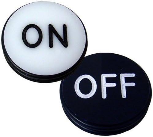 Off Puck Button 3 Inch Diameter Casino Dealer *NEW* On
