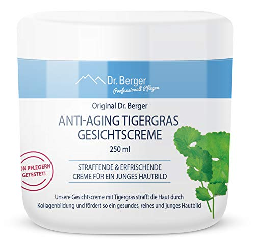 Original Dr. Berger Anti-Aging Tigergras Pflegecreme