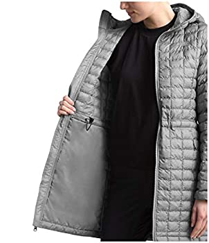 The North Face Women s Thermoball Eco Parka TNF Medium Grey Heather S