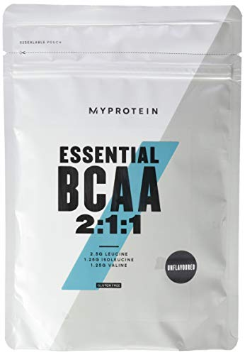 Myprotein BCAA Unflavoured, 1er Pack (1 x 250 g)
