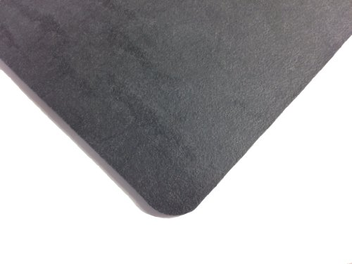 Silicone Closed-Cell Foam Sheet, Firm Firmness, No Backing, Gray, AMS 3196, 0.125' x 12' x 12'
