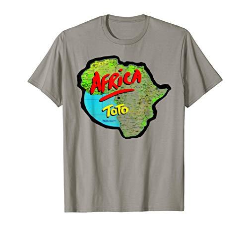 Toto Africa Shirt