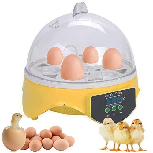 Incubadoras 7 Huevos Completamente Automáticos Incubadora Inteligente