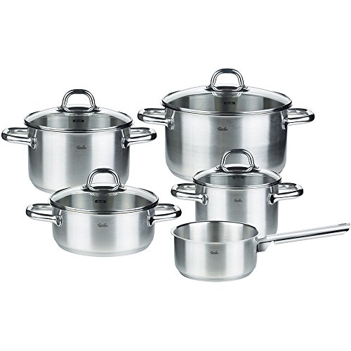 Fissler korfu/Cookware-Set 5-Piece