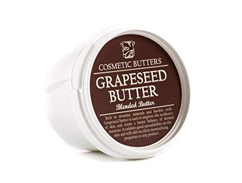 Beurre de pépins de raisin 100% pur et naturel 100g
