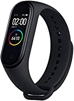 Xiaomi Mi Band 4 Smart Miband 4 0.95 Inch AMOLED Screen Waterproof Heart Rate Fitness 135mAh Bluetooth 5.0 Colored...