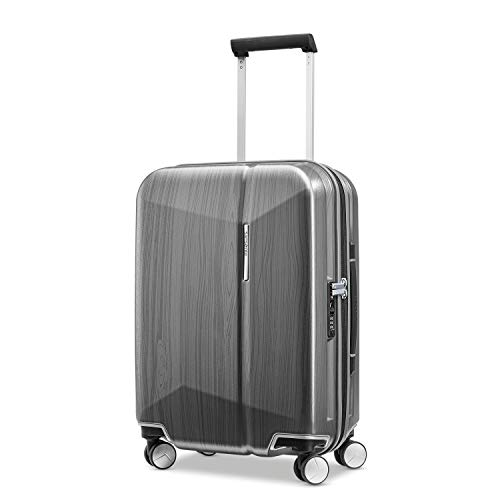 Samsonite Etude Hardside Luggage with Spinner Wheels, Cedar Wood, Carry-On 20-Inch
