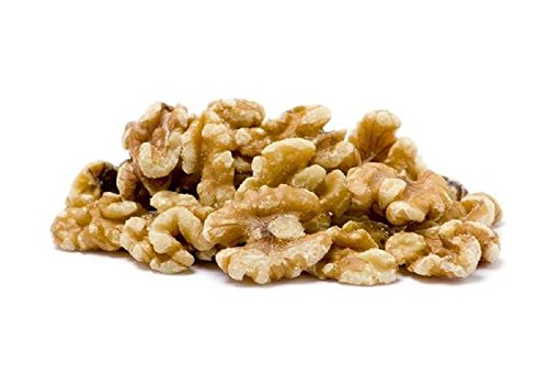 Gourmet Walnuts by Its Delish (Roasted Salted Hvs & Pcs, 5 lbs)