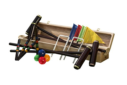 Traditional Garden Games Royal York Krocket Set (Croquet)
