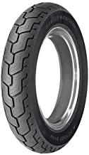 Dunlop D402 Rear Motorcycle Tire MT90B-16 (74H) Black Wall Compatible With Harley-Davidson Softail Heritage Springer FLSTS 1997-2002