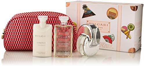 Bvlgari Omnia Crystalline 4 Piece Gift Set for Women