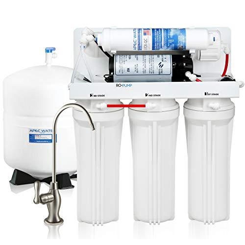 purificador osmosis de la marca APEC Water Systems