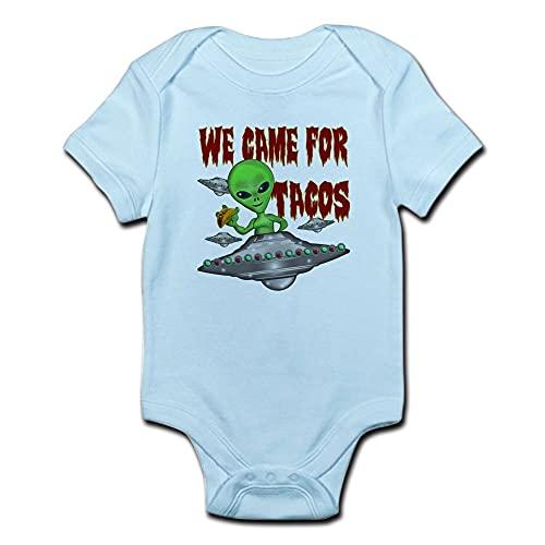 ABADI WE Came for The Tacos - Body para bebé