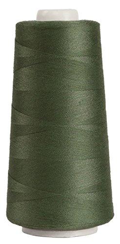 Superior Threads - Corespun Polyester Serger Sewing Thread, Sergin' General #120 Eucalyptus, 3,000 Yard Cone