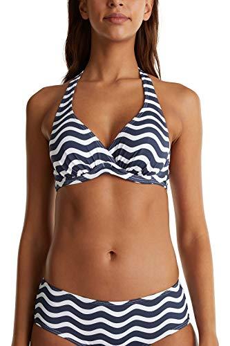 ESPRIT Bodywear Damen Candy Beach Underwire Halterneck Bikini, 401, 44 E