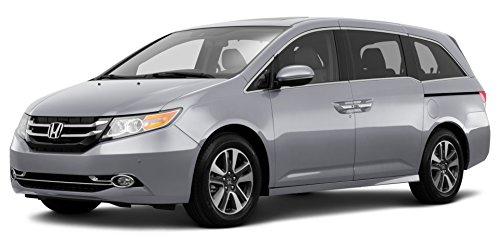 2015 Honda Odyssey EX-L, 5-Door w/RES, Alabaster Silver Metallic