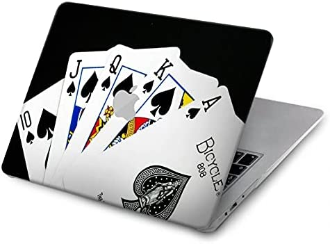 R1078 Poker Royal Straight Flush Case Pro Max 90% OFF for Reti Spring new work one after another MacBook Cover