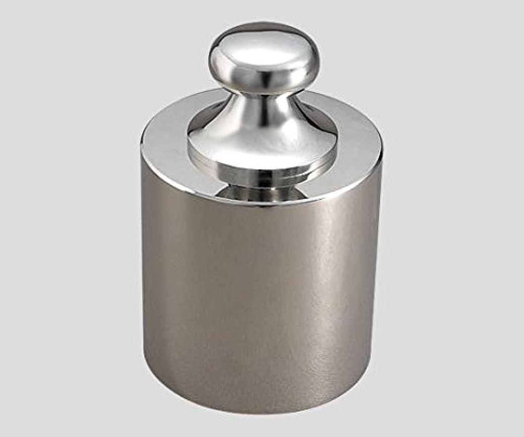 地域レンダー最も遠いアズワン 円筒分銅 M1CSB-10KA 10kg 校正証明書付/2-496-02-20