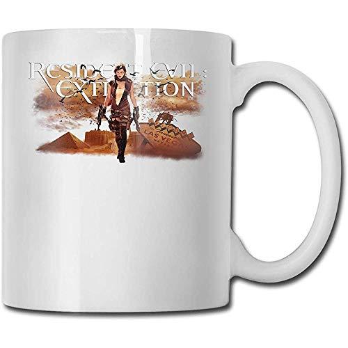 Cups Resident Evil Kaffeebecher Becher Sexy White