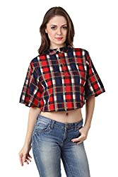 Buy a plaid crop top here
