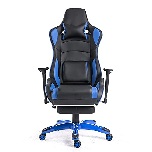 KMDJ Gaming Swivel Chair High-end Business Chair Home Office Chair Ergonomic Design Lift Chair Boss Chair
