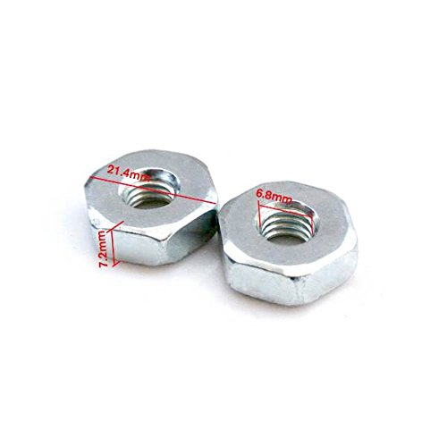 JRL 2 Guide Bar Nuts for Stihl MS200T MS192T MS180 MS210 MS230 MS240 MS250 MS260