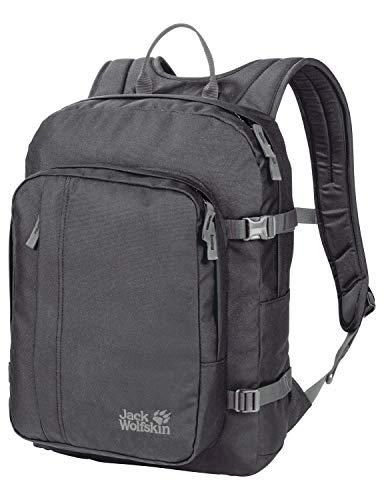 Jack Wolfskin Campus Bookpack Rucksack, Dark Steel, ONE Size