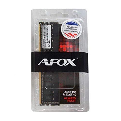 Memória AFOX para Desktop, 16GB DDR4 2666MHz Long Dimm, AFLD416FS1P