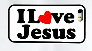 I Love Jesus Christ Christian Religious Phone Case Cover - Select Model (Galaxy S3)