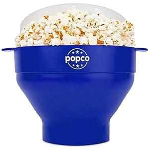 L' originale Popco silicone microwave popcorn popper con manici, senza BPA Scarpette a strappo Voltaic 3 Velcro Fade - Bambini