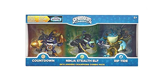 Activision - SIM Classic Triple Pack 3 (Countdown - Stealth Elf - Riptide)