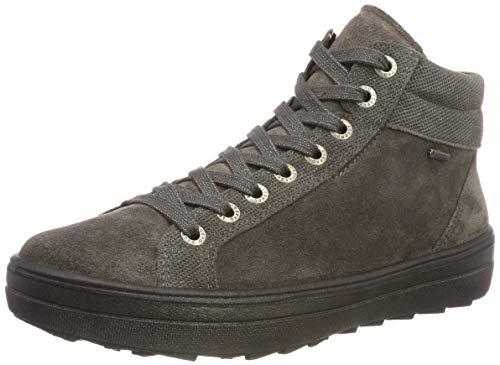 Legero Damen Mira Hohe Sneaker, Grau (Stone 94), 39 EU (6 UK)