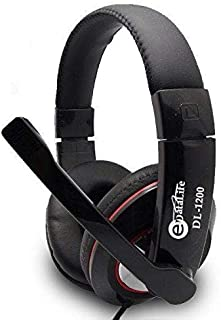 USB Headphone for PlayStation & Gaming by eDatalife, DL-1200