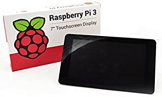 Raspberry Pi Official 7 Inch Touch Screen For 4 / Pi 3/Pi 2 Model B