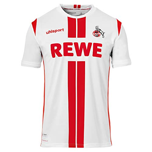 uhlsport 1. FC Köln Trikot Home 2020/2021 Weiss