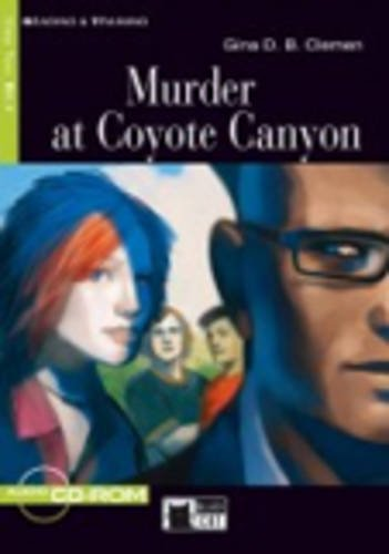 MURDER AT COYOTE CANYON + audio + eBook