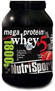 Nutrisport Mega Protein 5 Whey Chocolate 1,8Kg. 1800 g ...