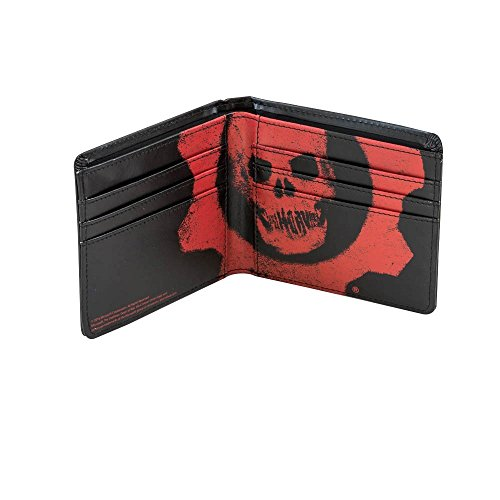 Gears of War , Portafogli  nero Black