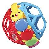 Ourine Baby rasseln Spielzeug, helle Farben Baby rasseln Spielzeug weichen beißring Spielzeug pädagogische Musik Spielzeug bunt