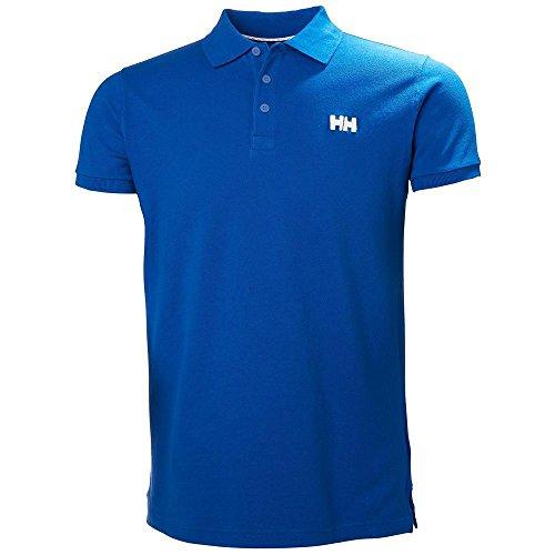 Helly Hansen Herren Transat Polo Poloshirt, Blau (Azul Olympian 563), Small