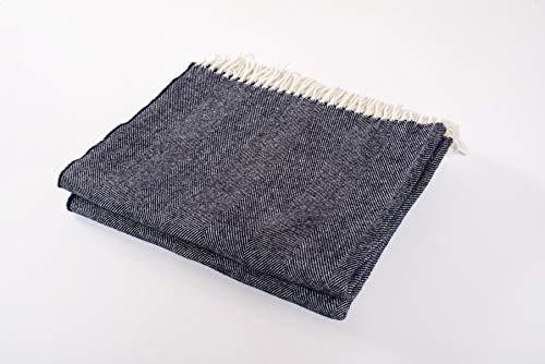 Best Price Harlow Henry Merino Wool Collection Throw