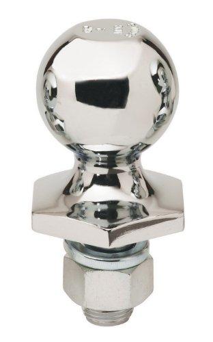 "Reese Towpower 7008300 2"" Chrome Steel Interlock Hitch Ball,Small"