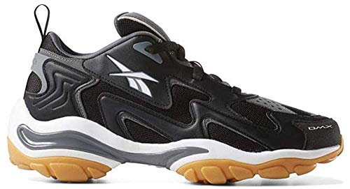Reebok DMX Series 1600 (Black/Alloy/White) Men's Shoes CN7737 (Size:5)