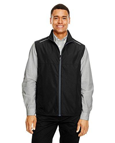 Men's Techno Lite Unlined Vest BLACK 703 2XL