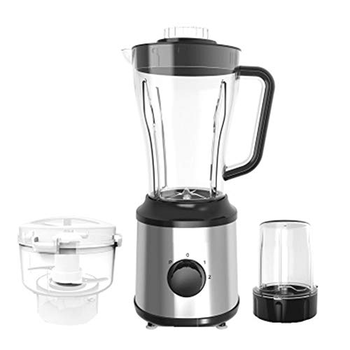 Blenders, Mixers & Food Processors, 3 in 1 Multifunctional Blender Smoothie Maker 350W Powerful Mixer Blender/Chopper/Grinder for Smoothie, Juicer, Ice Crush, Spices, Portable Cups