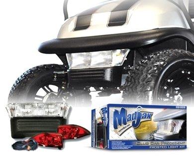 Golf Cart Light Kit Will Fit 2004-2008 Electric Club Car Precedent Golf Carts