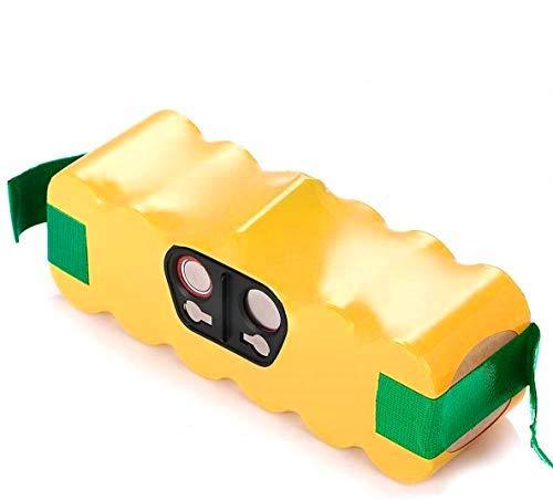 Alliboo 3800mah Replacement Vacumm Battery for iRobot Roomba 500, 600,700, 800 Series R3 500 510 530 531 532 533 535 536 540 545 550 552 560 562 570 580 581 585 595