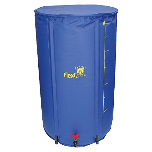Auto Pot Wassertank 400 L FlexiTank, blau