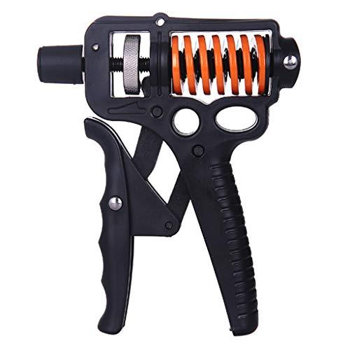LIULU Einstellbare Fingergriffe Handgelenkstraining Greifer Gym Power Fitness Handgriffe Notwendige Geräte for das Krafttraining im Innenbereich